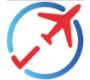Логотип «Международный Визовый Центр»